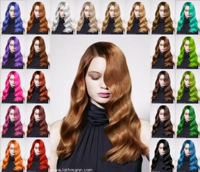 coiffure coloration flash #3